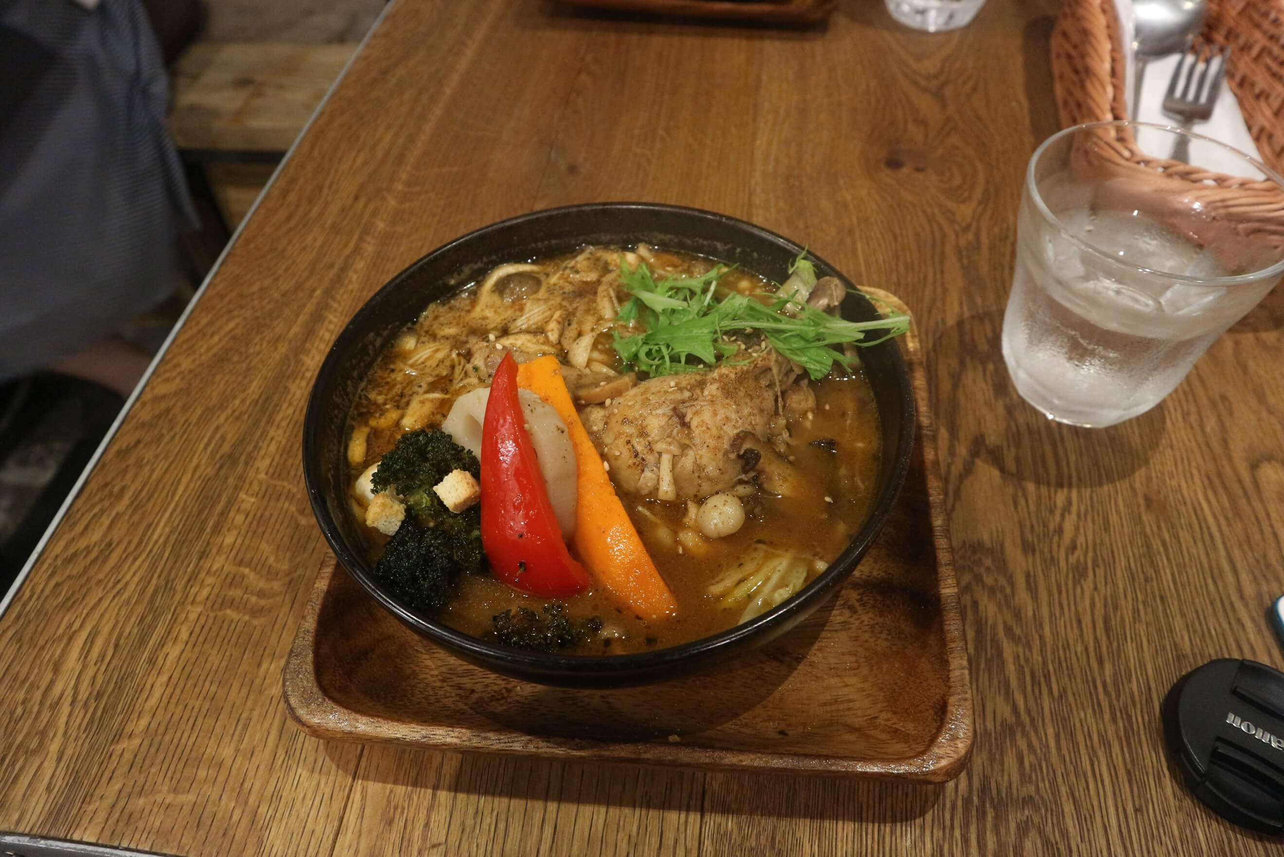 Suupu karee - hokkaido gezi rehberi - yemekler