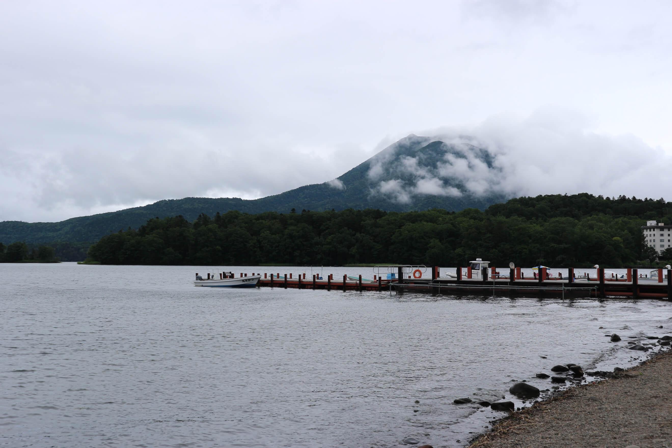 akan gölü - kuzey japonya'da gezilecek yerler - hokkaido