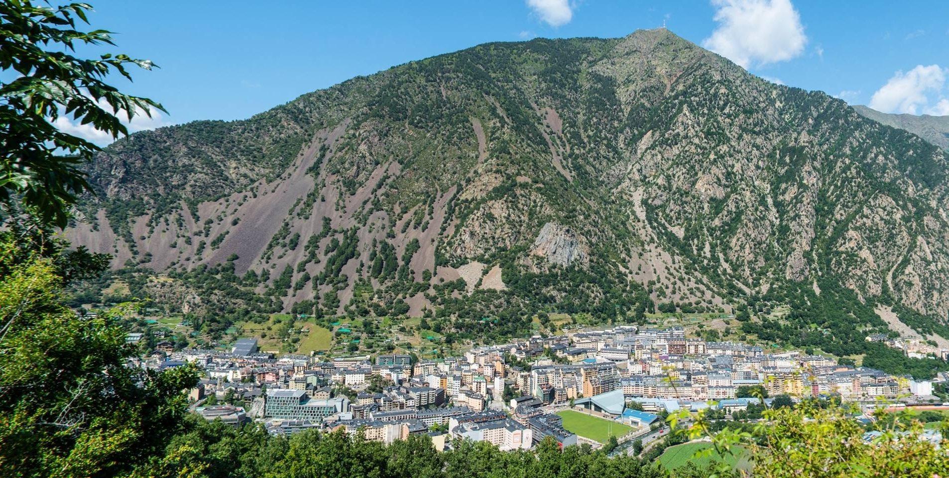 Andorra Gezisi
