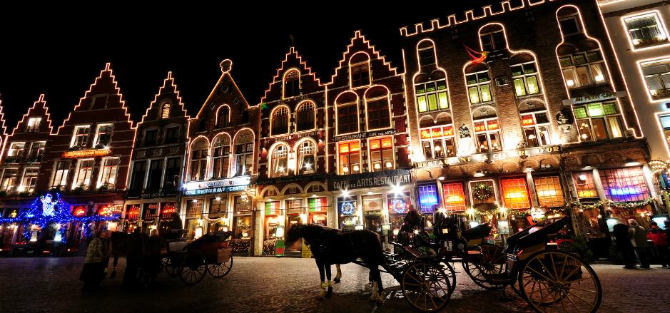 Brüj - Avrupa'nın En Güzel Noel Pazarları