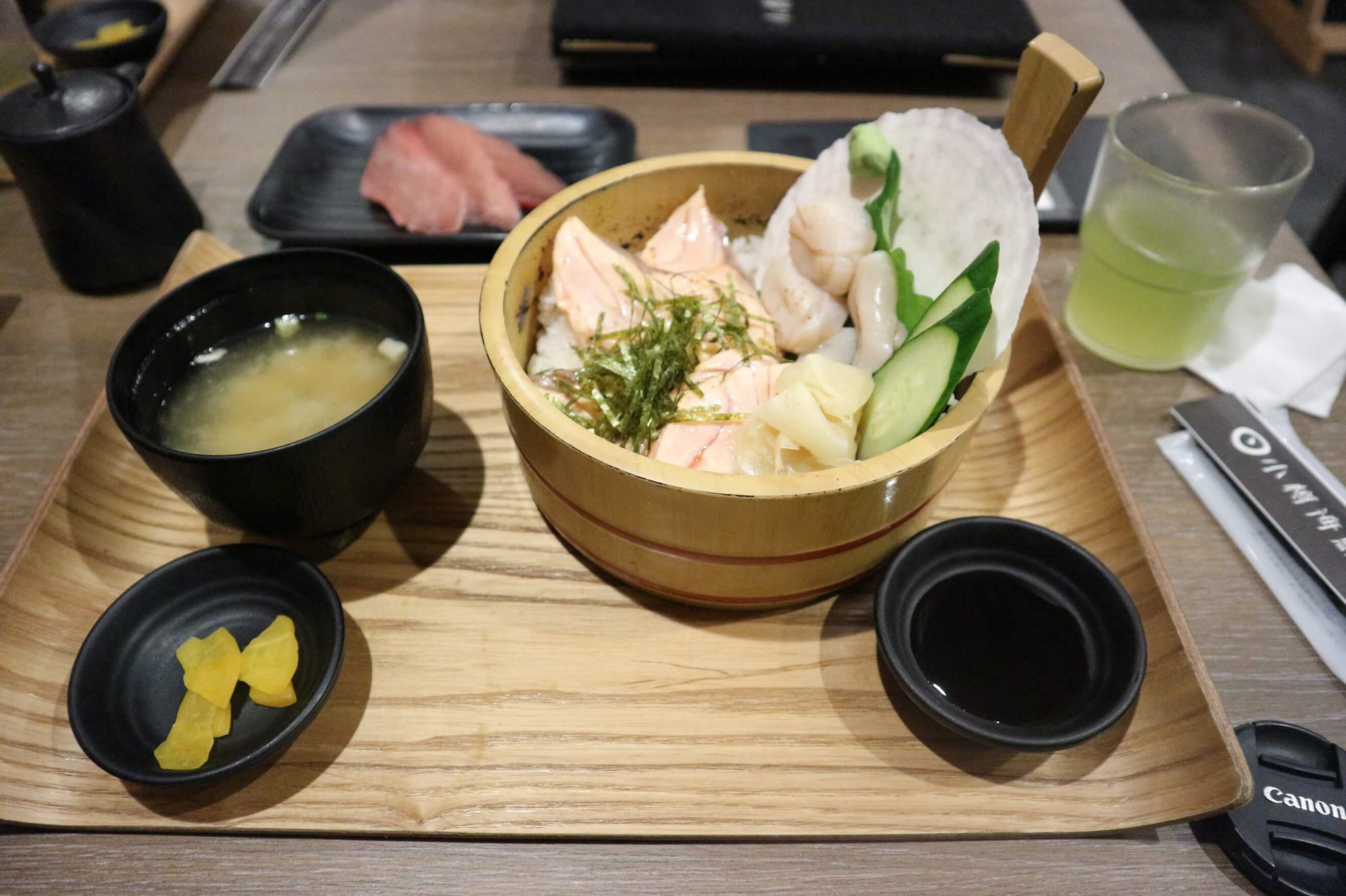 donburi - kuzey japonya gezi rehberi - hokkaido yemekler