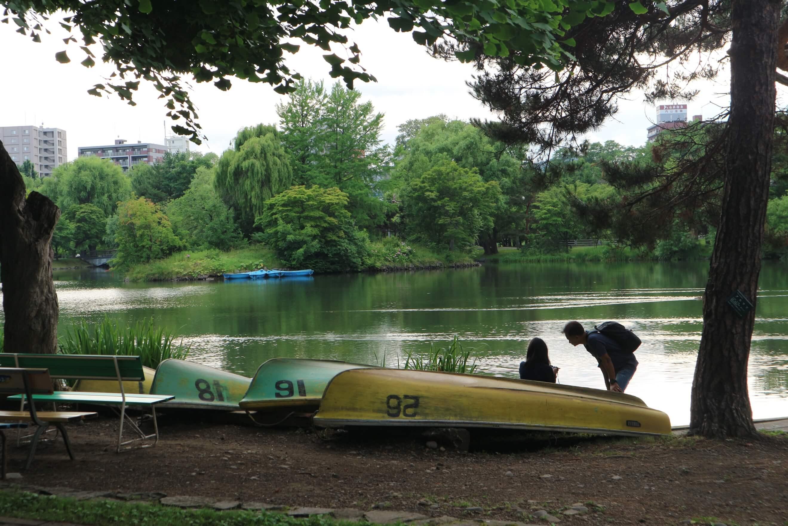 kuzey japonya gezilecek yerler - nakajima park - hokkaido