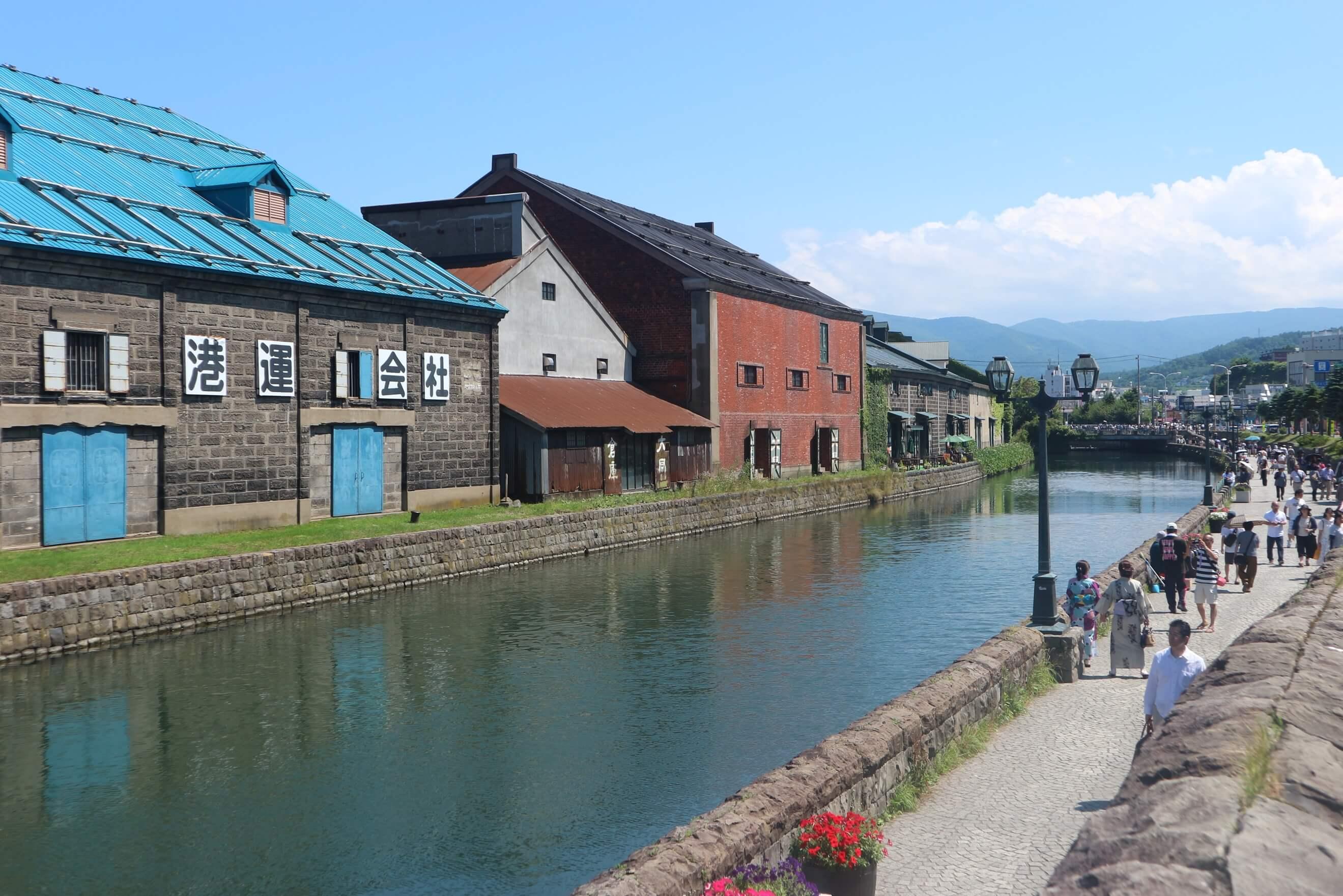 otaru kuzey japonya gezi rehberi - hokkaido