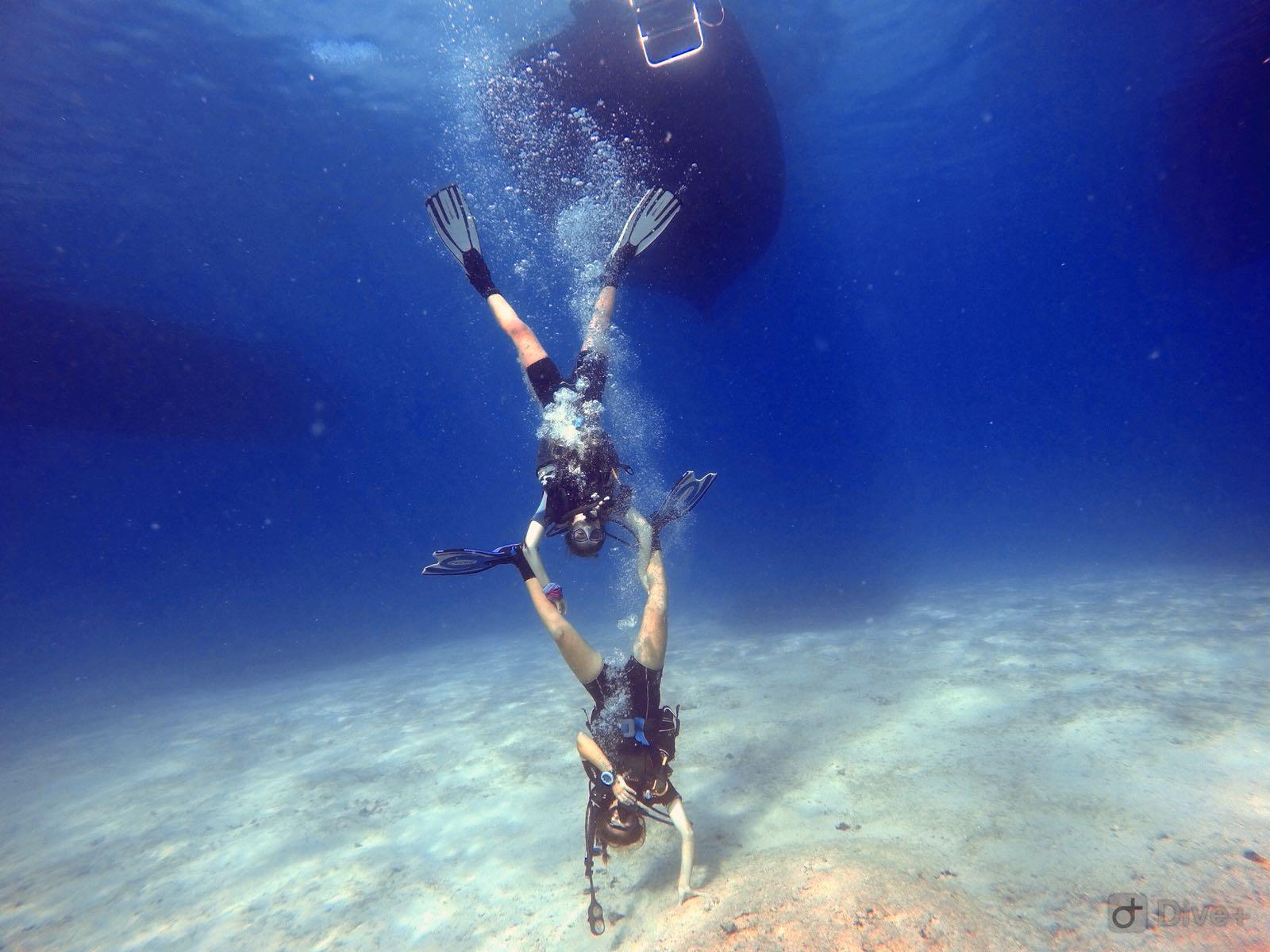 türkiye'deki en güzel dalış noktaları - karaburun