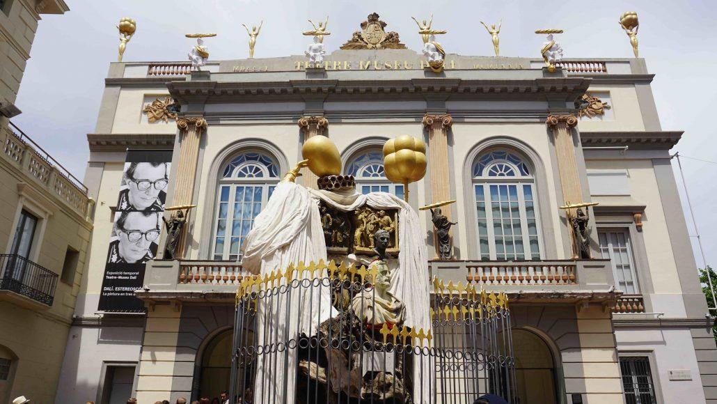 dali muzesi - ispanyada gezilecek yerler