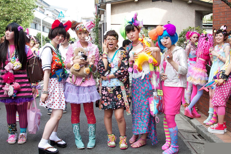 japonya'da gezilecek yerler - harajuku