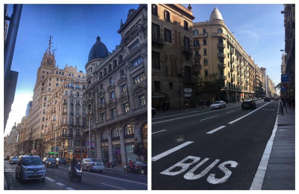 madrid - ispanya'da gezilecek şehirler