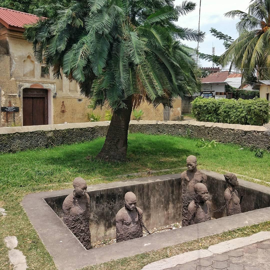 slave chambers - zanzibar gezi notları