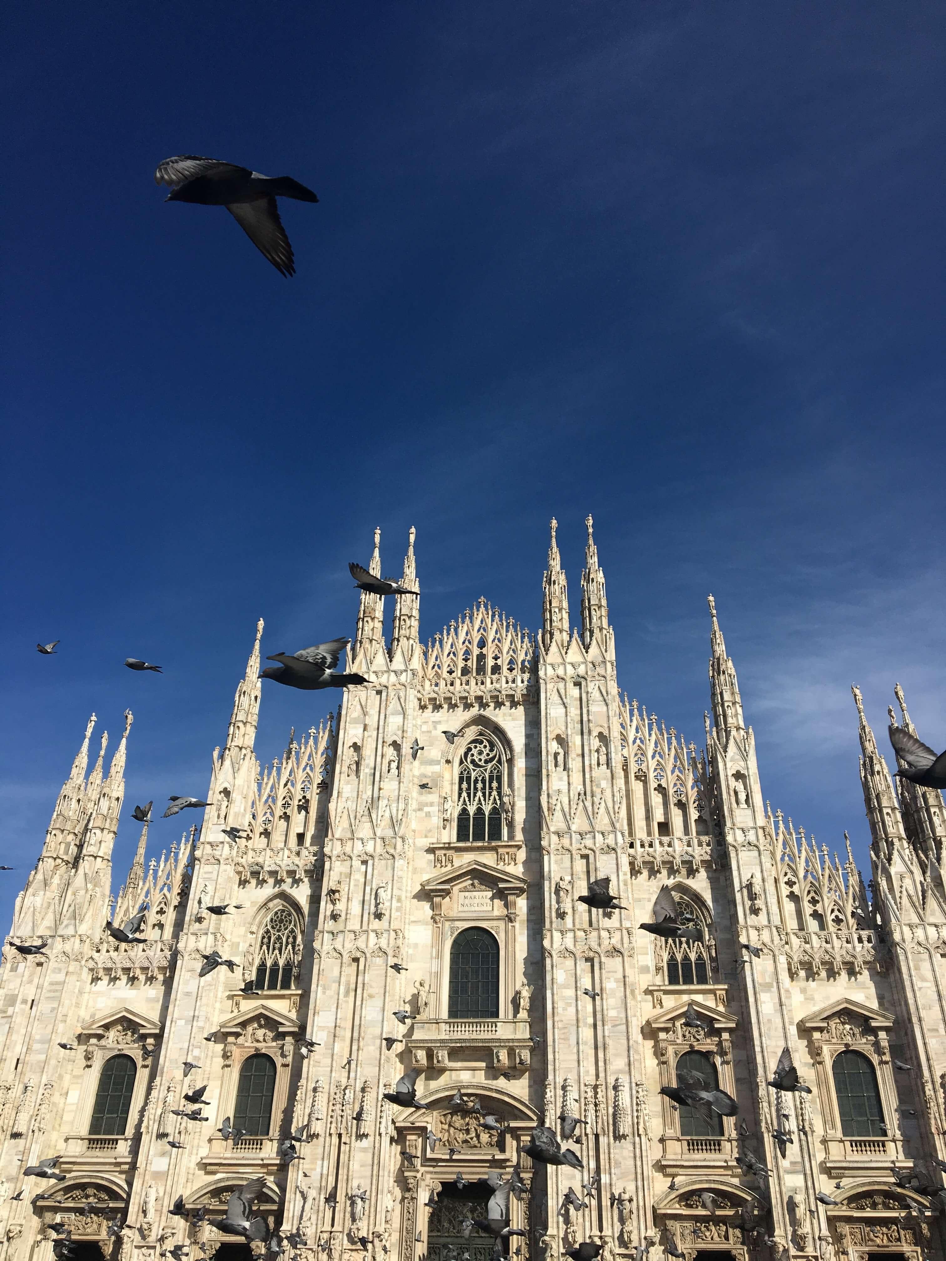 İtalya'da Gezilecek Yerler- Milano