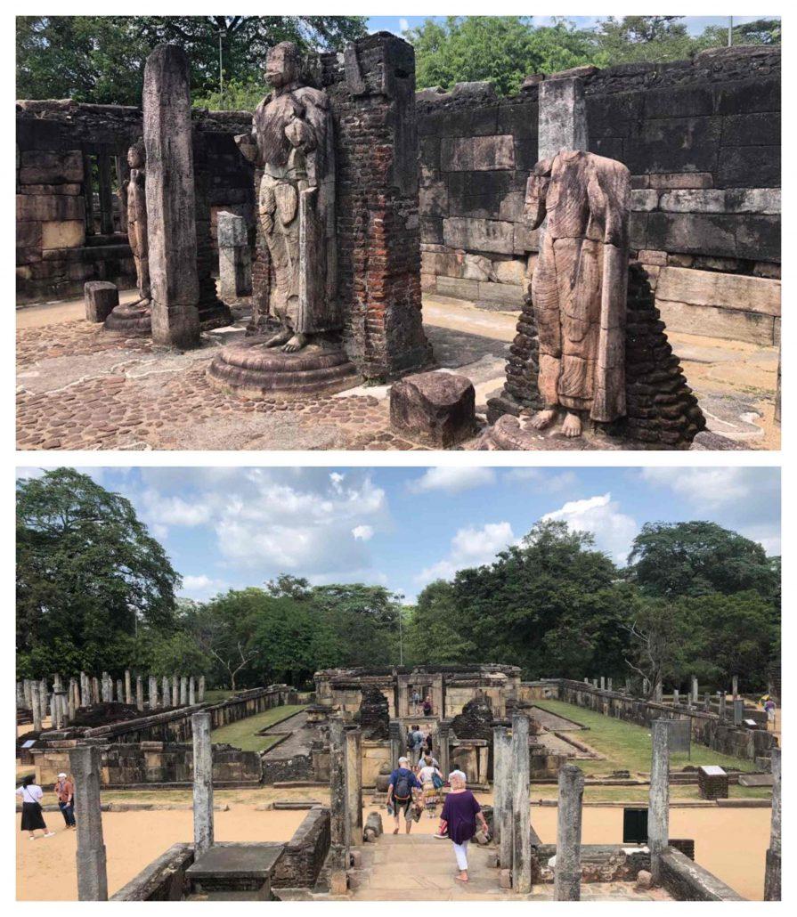 Polonnaruwa tapinakları