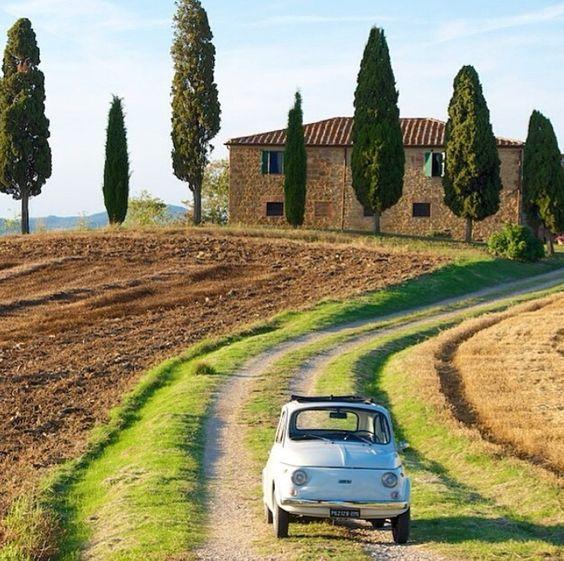 Toskana köyleri - italya'da gezilecek yerler