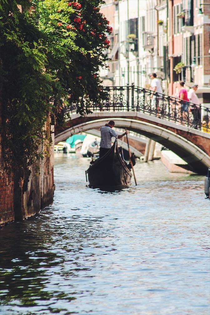 İtalya'nın göz bebeği: Venedik