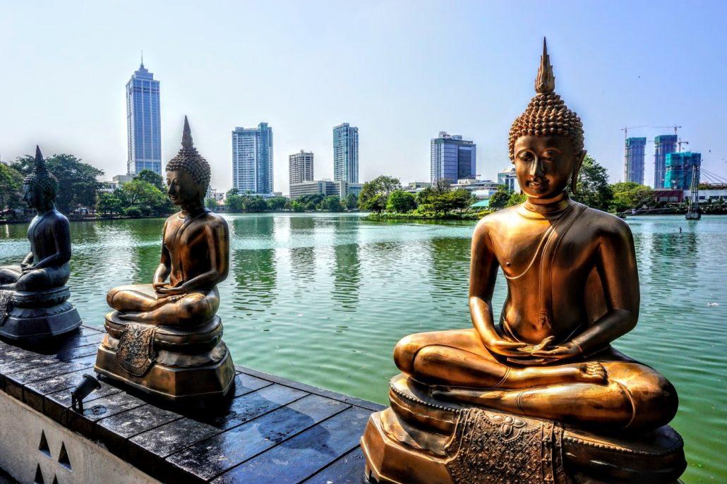 colombo - srilanka gezilecek yerler