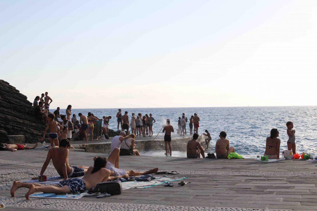 italya kıyıları - positano