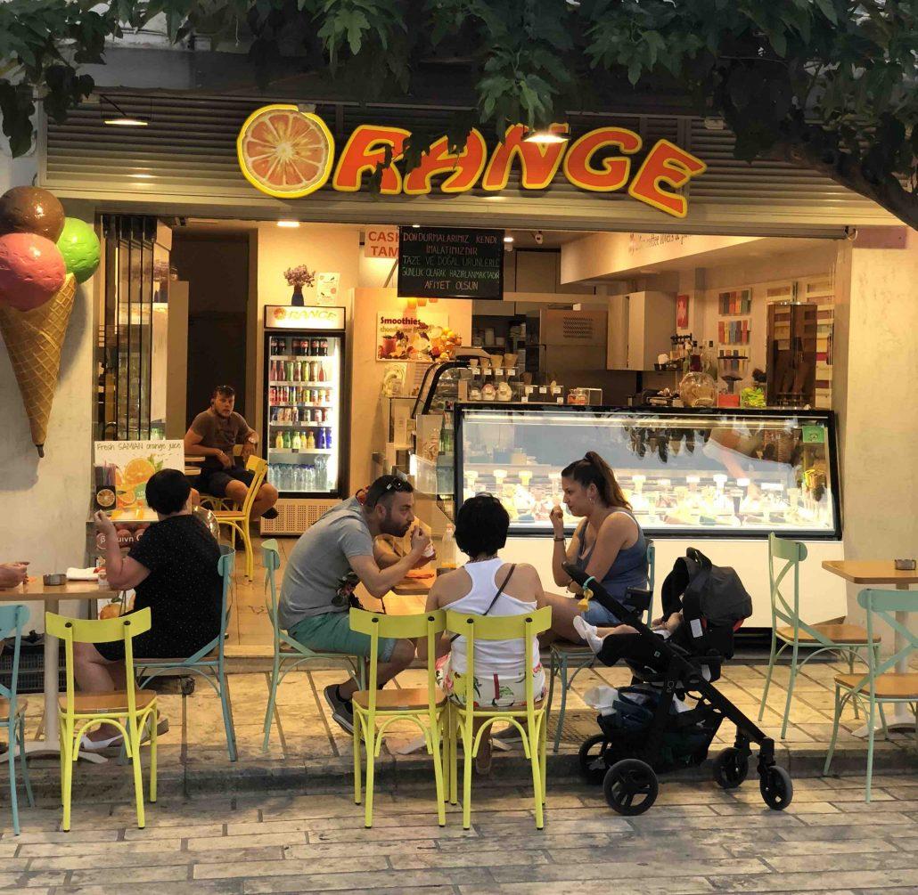 orange - samos gezilecek yerler