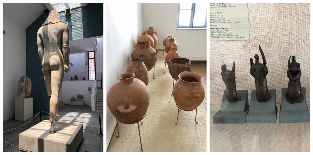 sisam gezilecek yerler - arkeoloji muzesi
