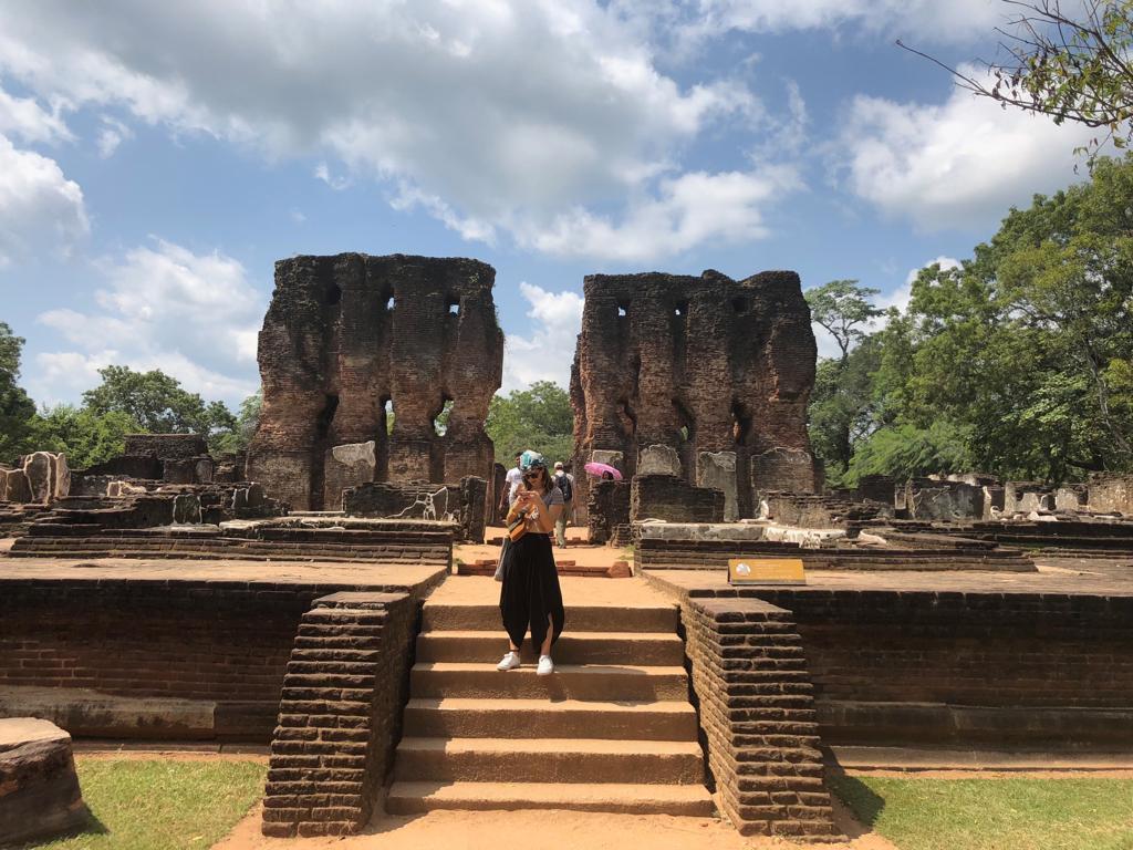 sri lanka gezilecek yerler - polannaruwa