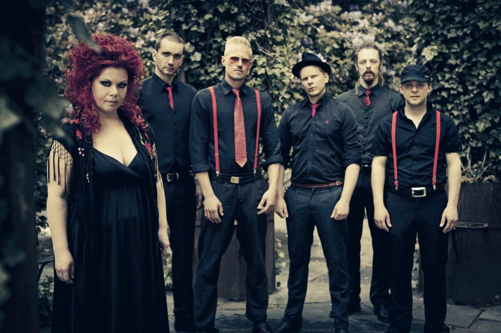 Diablo Swing Orchestra -istanbul haziran etkinlikleri