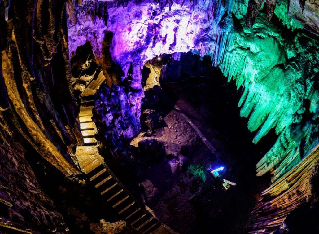 ikura mağarası - japonya