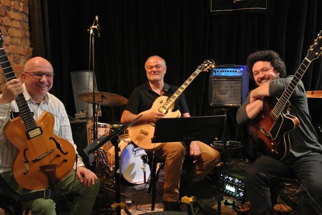 istanbul haziran etkinlik takvimi - cem tuncer trio
