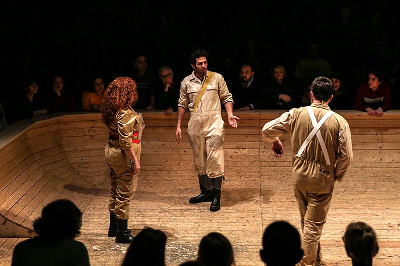 istanbul tiyatro oyunları - Gece Sempozyumu