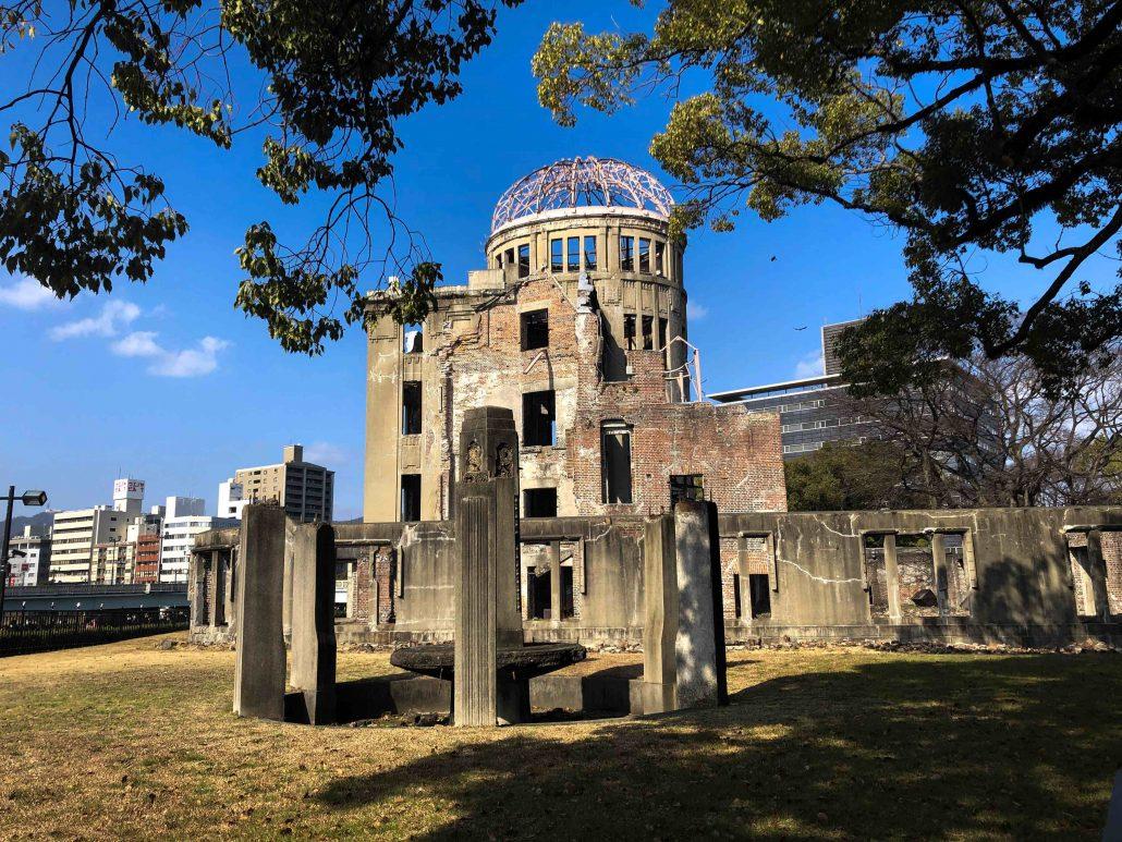 japonya'da gezilecek alternarif yerler - atomic bomb dome