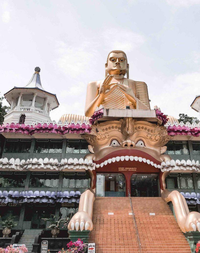 sri lanka'da ne yapılır - tapınaklar