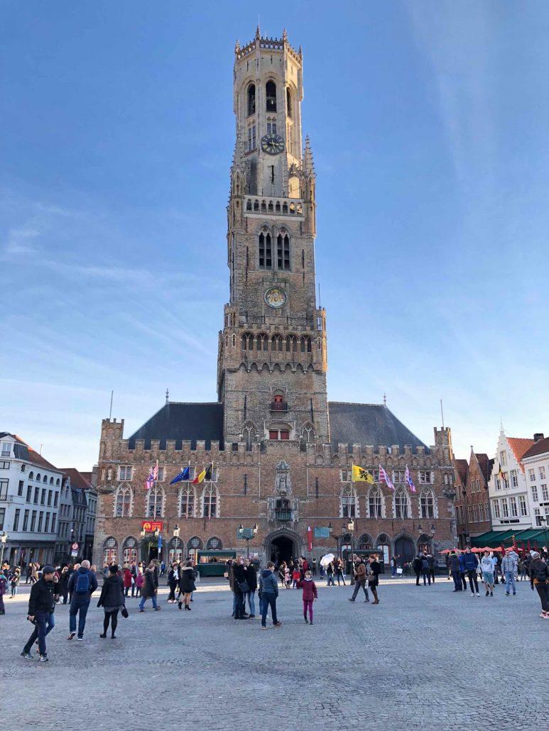 Belfry-Brugge