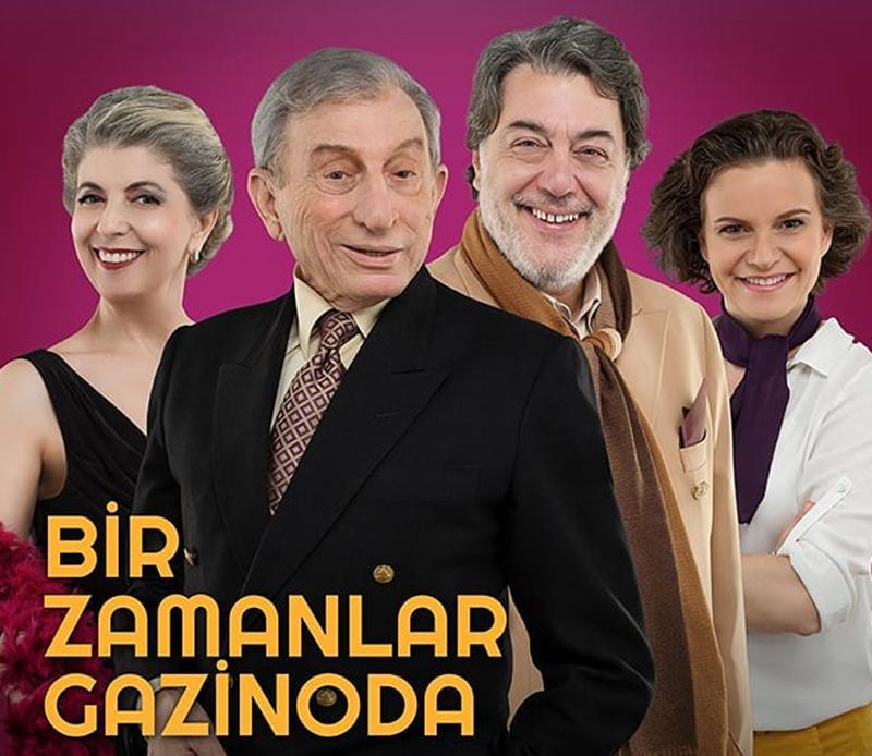 bir zamanlar gazinoda - istanbul tiyatro