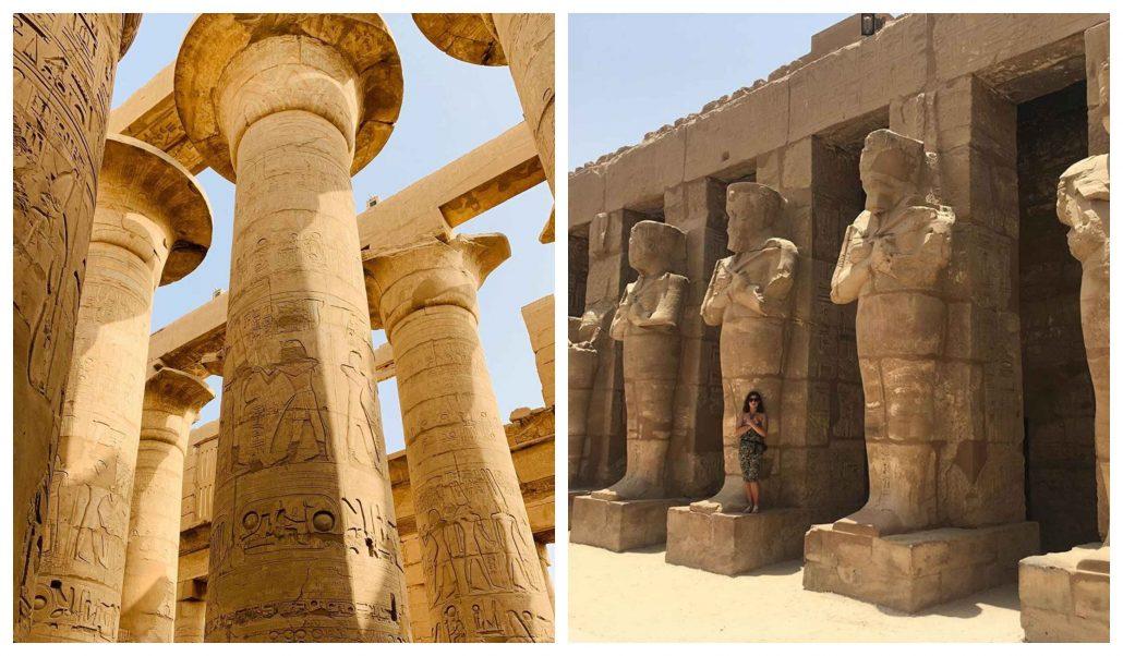 mısır gezi rehberi - karnak tapınakları