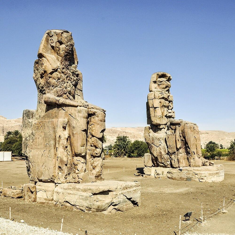 Mısır Gezi Rehberi - Memnon