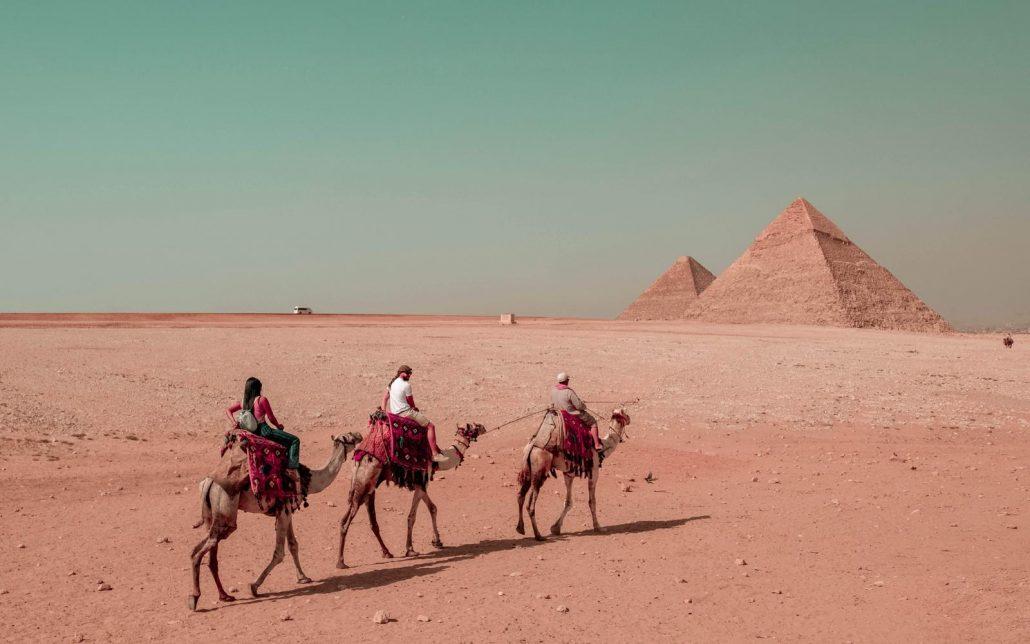Mısır Vizesi Gerekli Belgeler