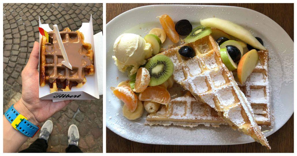 waffle cesitleri- brugge gezi rehberi