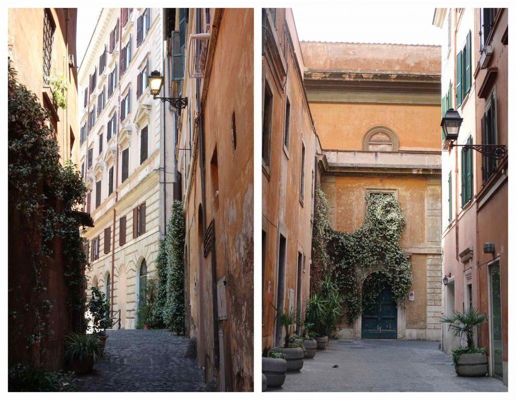 roma gezi rehberi - trastevere bolgesi