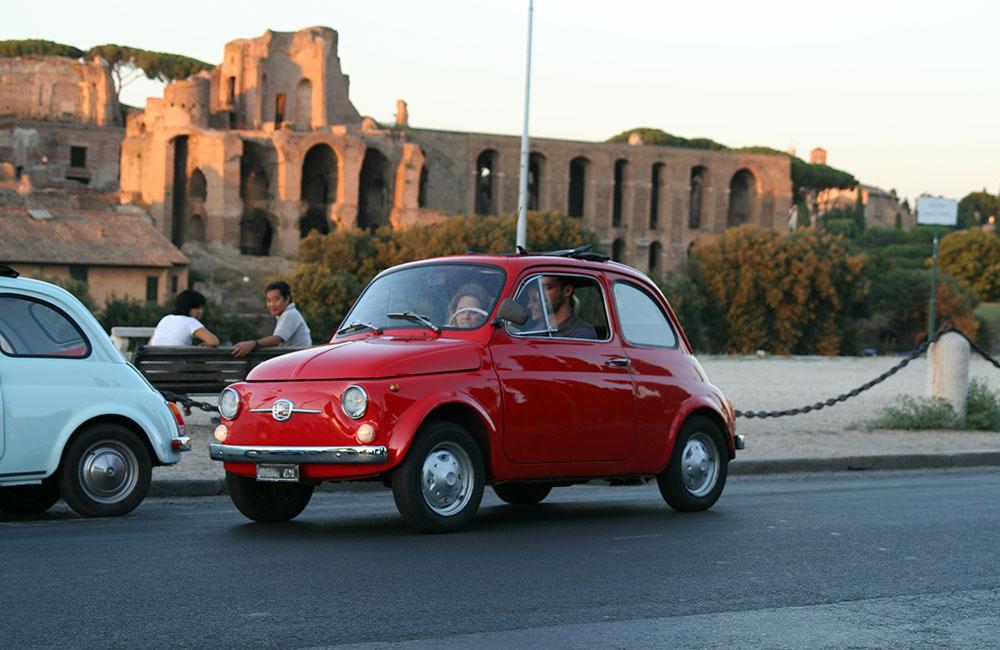 Roma Gezi Rehberi- Ulaşım