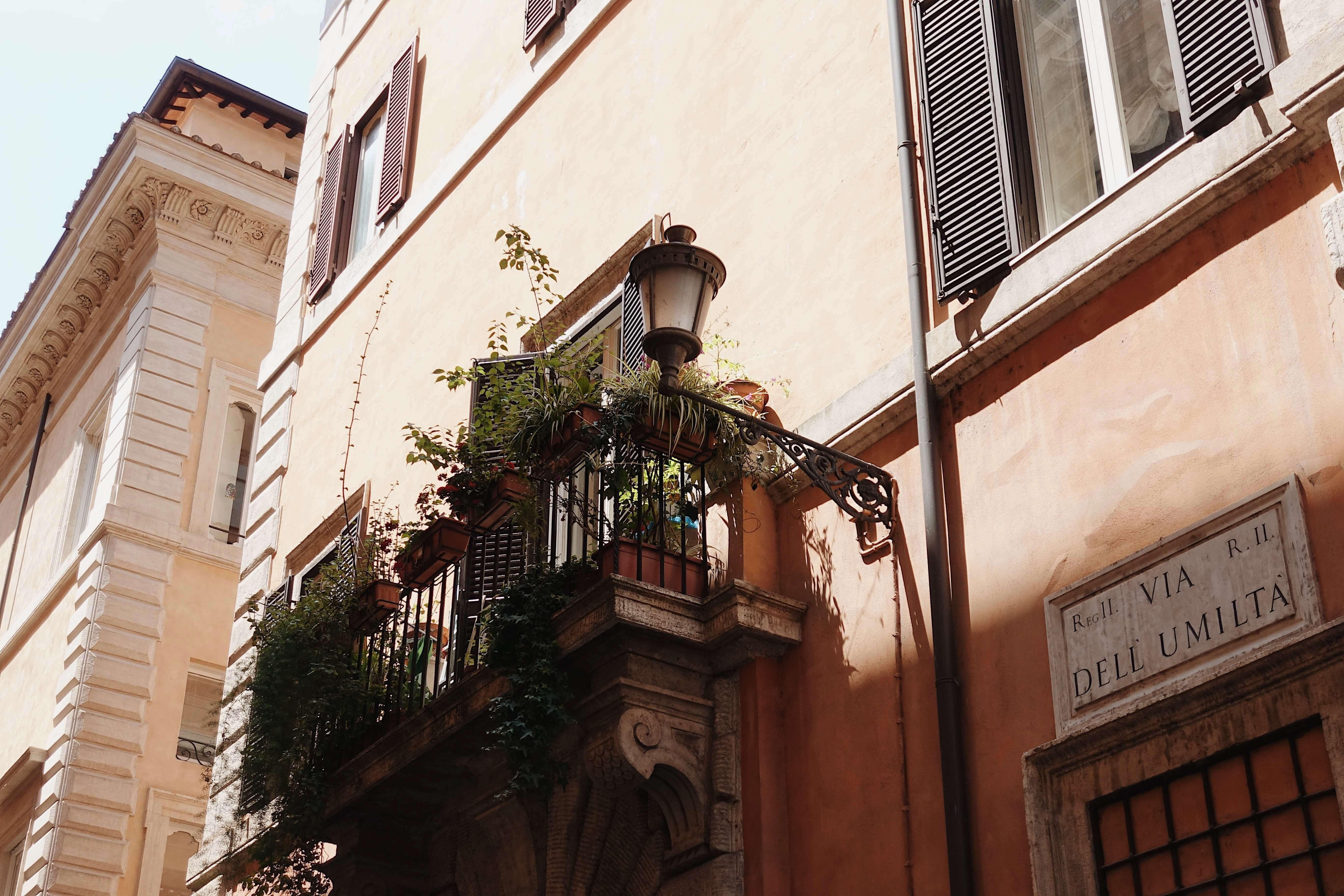 Roma'da Gezilecek Yerler- Monti