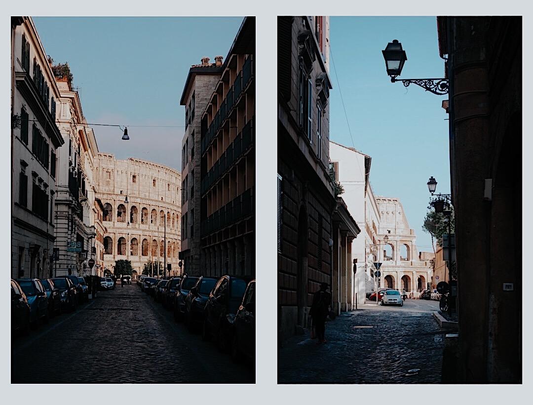 Roma'da Gezilecek Yerler Rehberi- En İyi Kolezyum Manzaraları