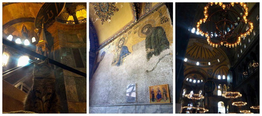 ayasofya - istanbul'un en güzel müzeleri