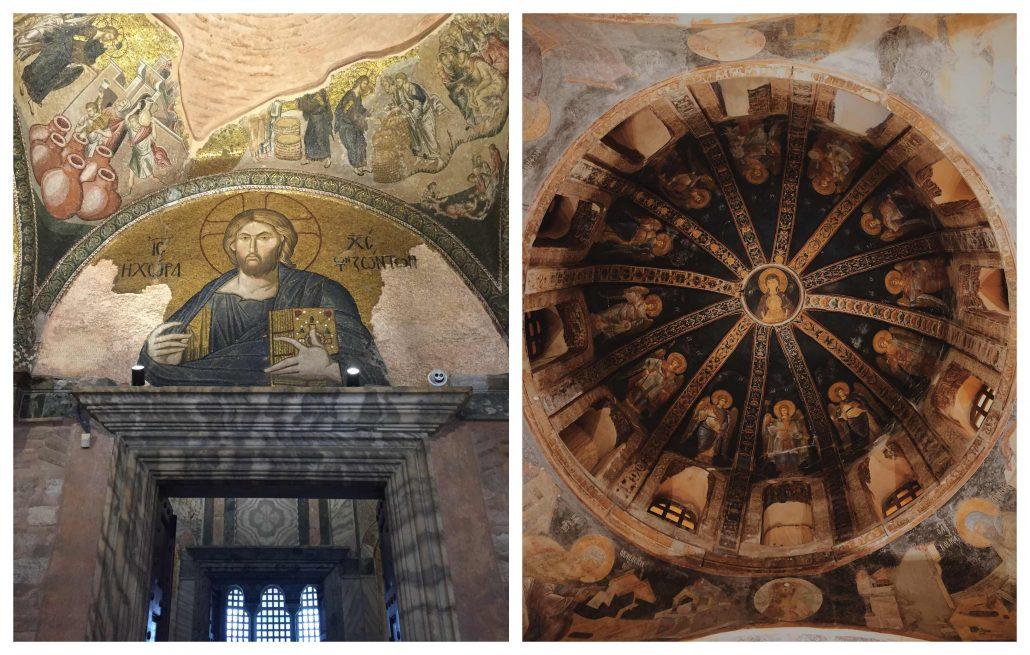 kariye müzesi - istanbul'un en güzel müzeleri