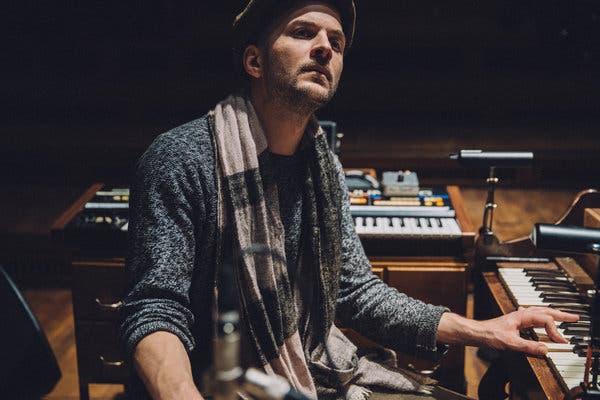 Nils Frahm - İstanbul Eylül Konserleri