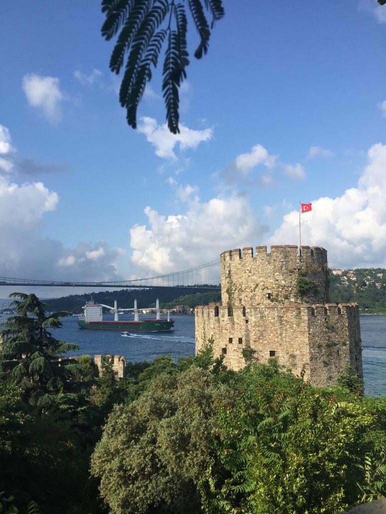 rumeli hisarı - istanbul'un en güzel müzeleri