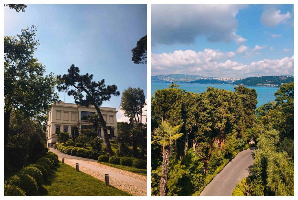 Sakip Sabancı Müzesi - istanbul'un en güzel müzeleri