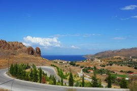 Midilli gezi rehberi - ada içi ulaşım
