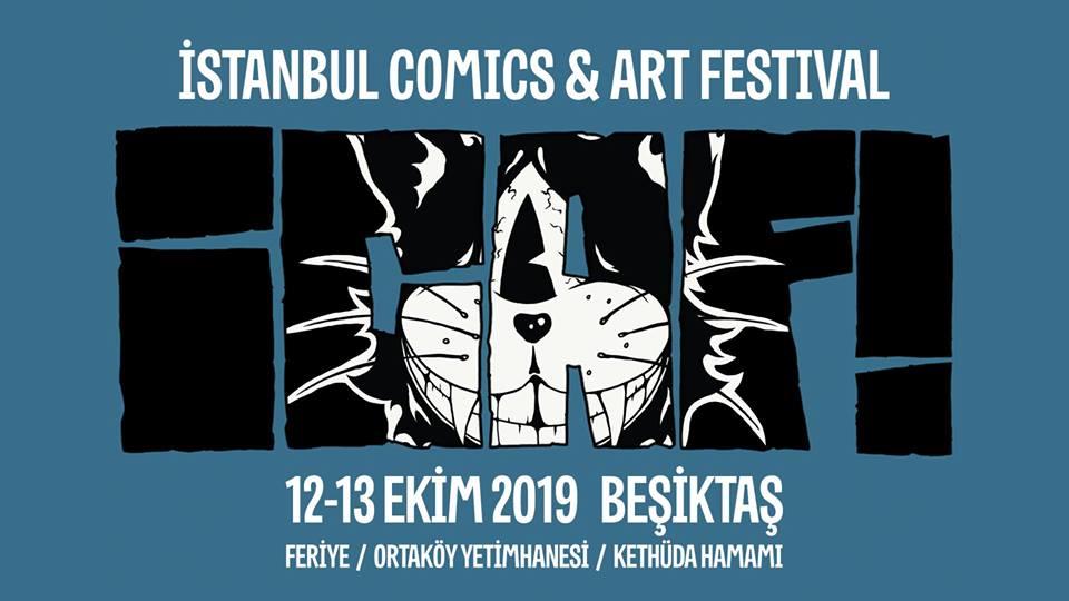icaf 2019 - istanbul etkinlik takvimi