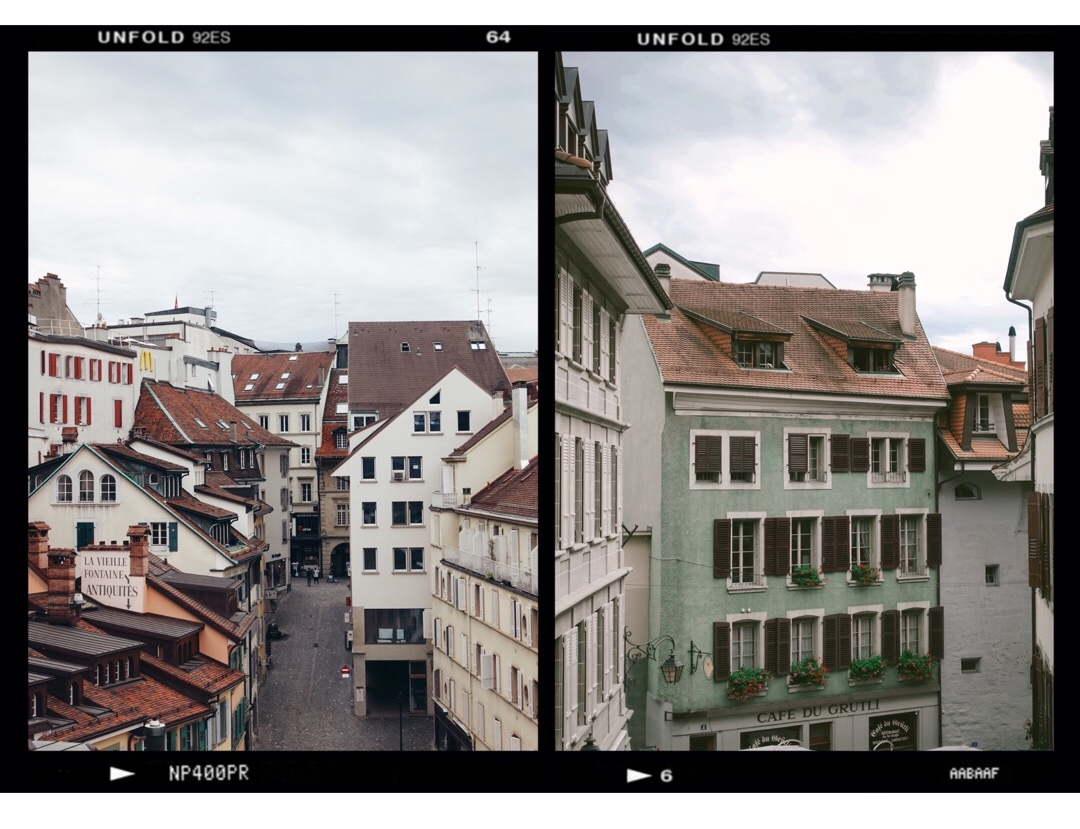 İsviçre'de Gezilecek Yerler: Lozan ve Ouchy