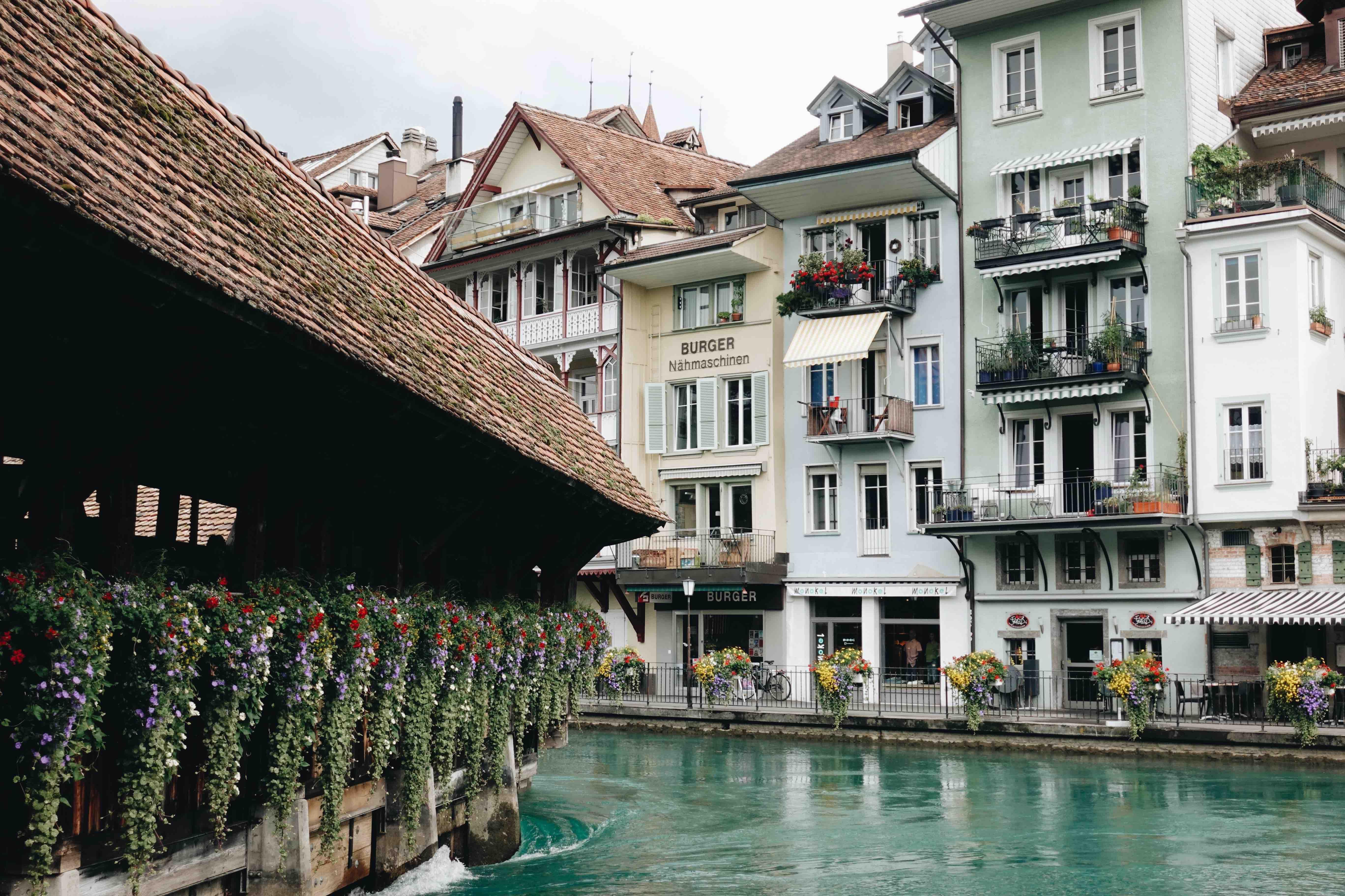 İsviçre-Thun