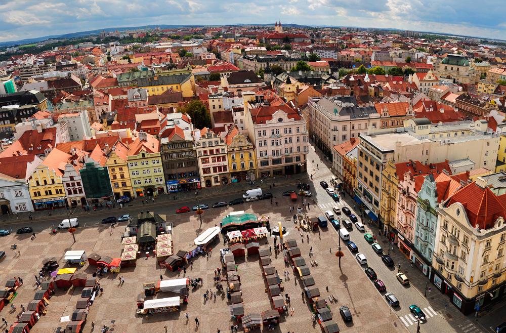 Plsen - Çek Cumhuriyeti'nde Gezilecek Yerler