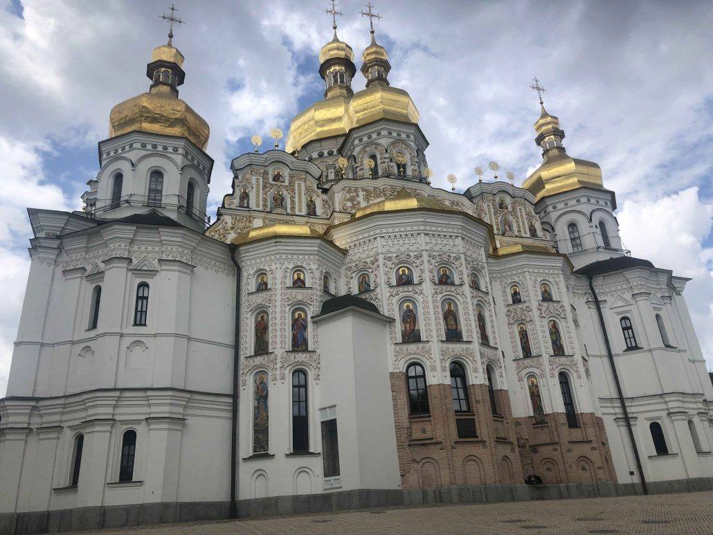 Andrews Kilisesi -Kiev'de gezilecek yerler