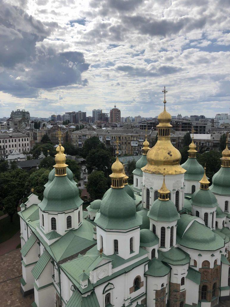 Aziz Sofya Katedrali - Ukrayna'da gezilecek yerler