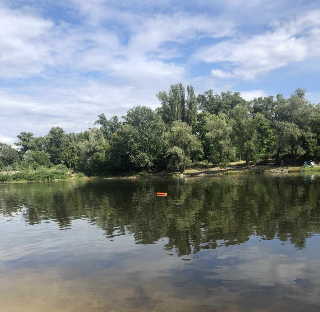 Kiev'de gezilecek yerler - Hydro Park